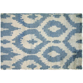 "Nalbandian - Contemporary Egyptian Tulu Rug - 6'8"" X 9'10"" For Sale"