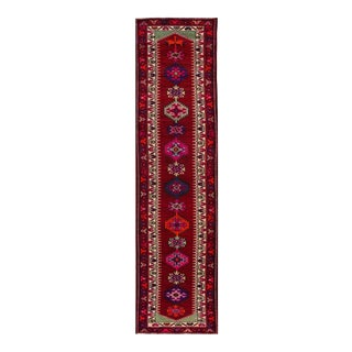 "Apadana - Vintage Turkish Runner, 2'10"" x 13'6"""