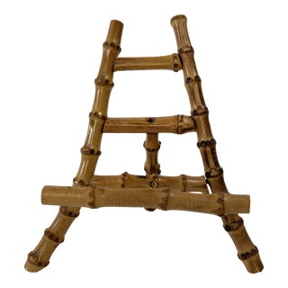 Bamboo Table Easel For Sale