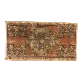Handmade Anatolian Decorative Rug - 1′7″ × 2′10″