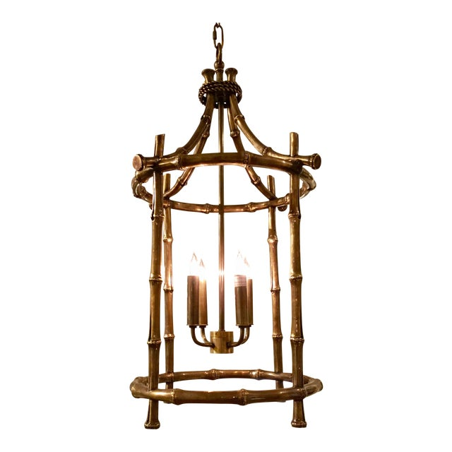 2010s Currey & Co. Bansari Lantern For Sale - Image 5 of 5
