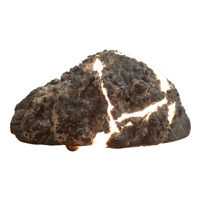 """Lava Rock"" Lamp - Image 4 of 4"