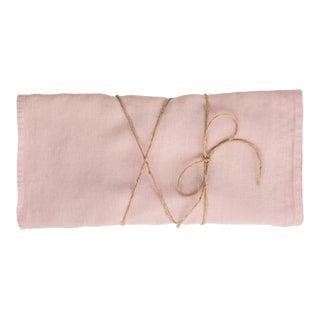 Rose Linen Runner For Sale