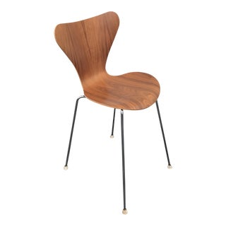 Arne jacobsen For Fritz Hansen Series 7 Bar Stool For Sale