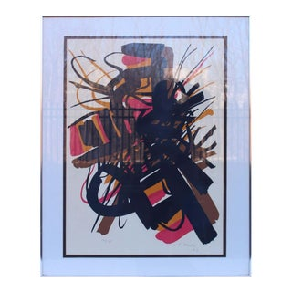 1970s Greg Copeland Abstract Artwork For Sale