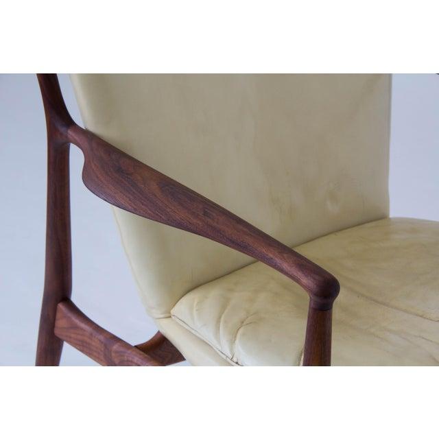 """Finn Juhl """"Delegate"""" Armchair For Sale - Image 11 of 11"""