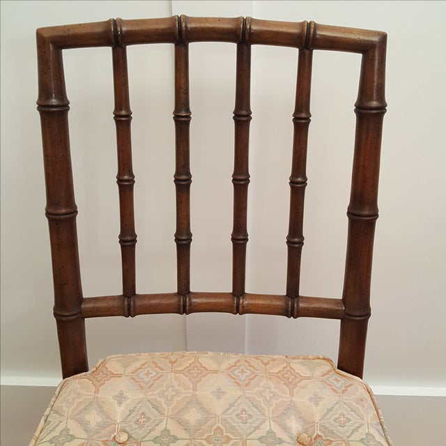 Kindel Chinese Chippendale Dining Chair - Set of 4 - Image 6 of 11