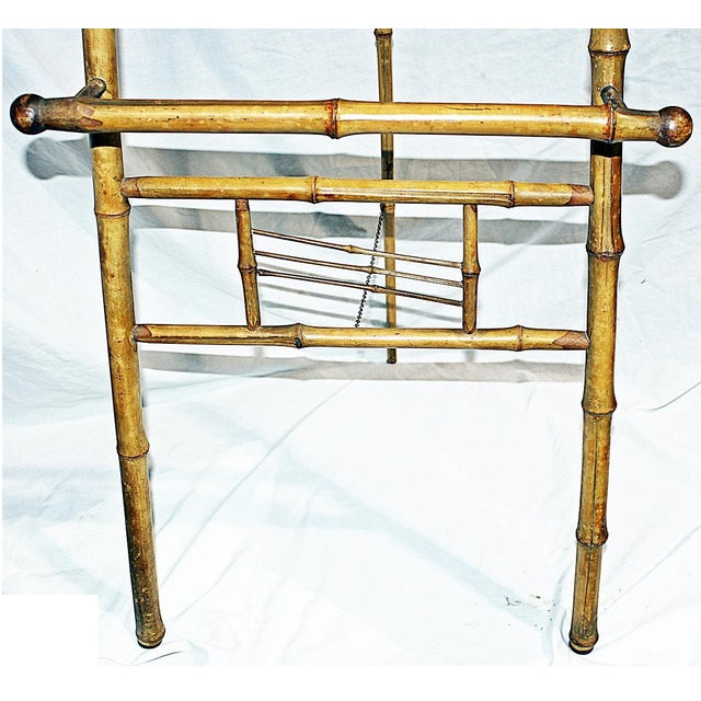 Antique Bamboo Easel - Image 4 of 4
