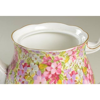 Royal Standard Virginia Stock Chintz Teapot & Lid Preview