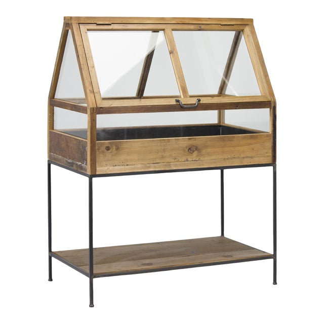 Kenneth Ludwig Chicago Wooden Greenhouse For Sale