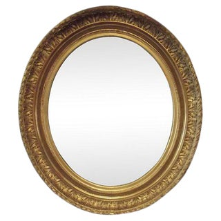 Louis XVI-Style Wall Mirror For Sale
