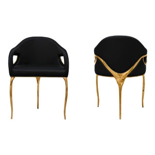 Covet Paris Chandra Dining Chair For Sale