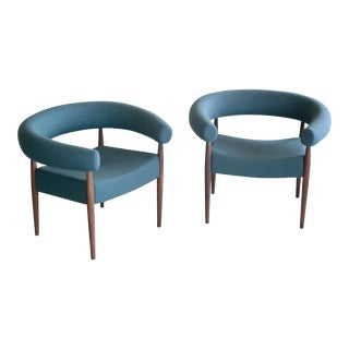 Nanna Ditzel for Getama Ring Chairs - A Pair For Sale