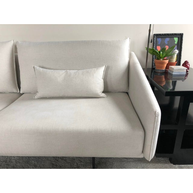 Costura sofa from DWR. The sofa is about a year and a half old. In great condition other than a very faint stain on the...