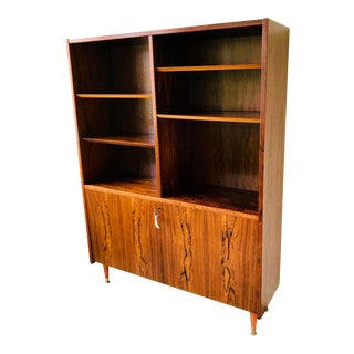 20th Century Poul Hundevad Rosewood Cabinet For Sale