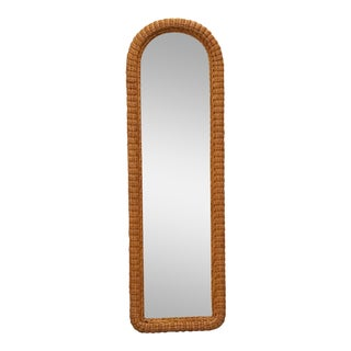 Vintage & Used Boho Chic Full-Length and Floor Mirrors | Chairish