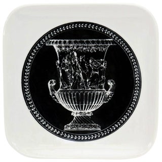 Fornasetti Decorative Dish For Sale