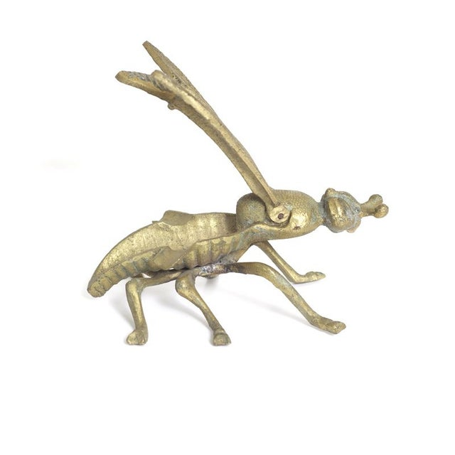Children's Brass Fly Box For Sale - Image 3 of 3