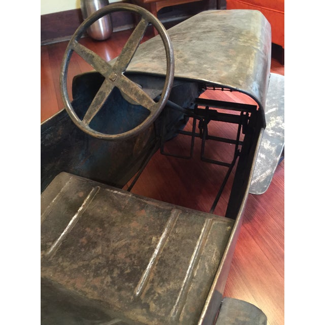 Vintage Pedal Car - Image 5 of 7