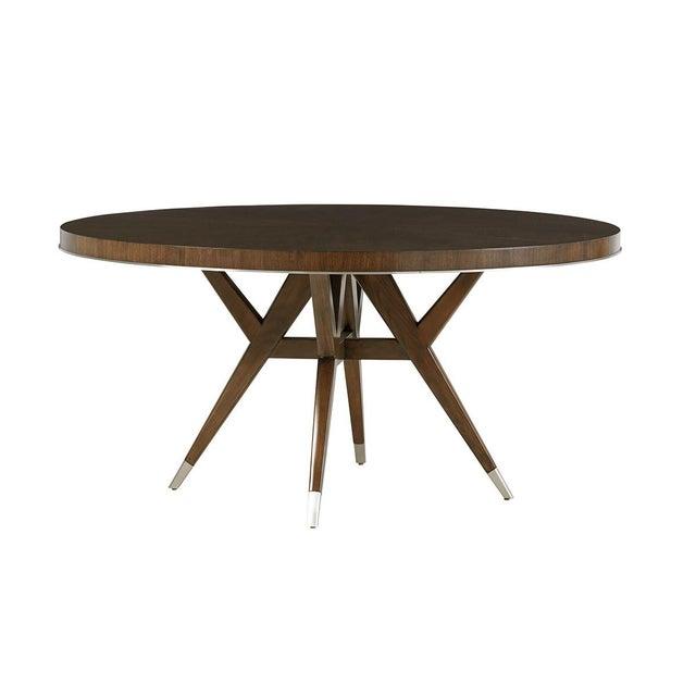Lexington McArthur Park Strathmore Dining Table For Sale - Image 9 of 9