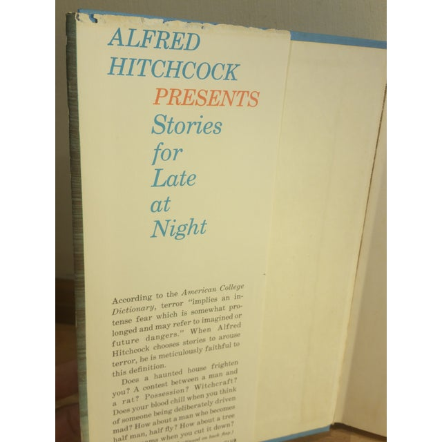 Alfred Hitchcock Presents Stories for Late at Night Book - Image 3 of 6