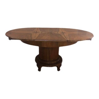 Antique Art Nouveau German Dining Table For Sale
