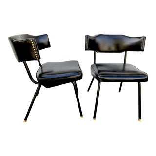 1960s Vintage Horn Chairs - a Pair For Sale
