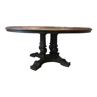 Stanley Portfolio Dining Rustica Round Table