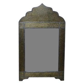 Medium Metal Moroccan Mirror For Sale