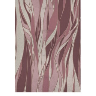 Covet Paris Haar Botanical Rug - 6′7″ × 9′10″ For Sale