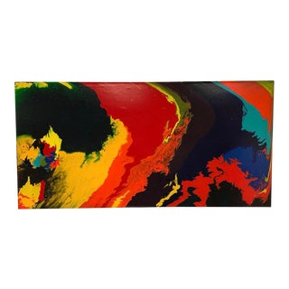 Abstract Modern Painting For Sale