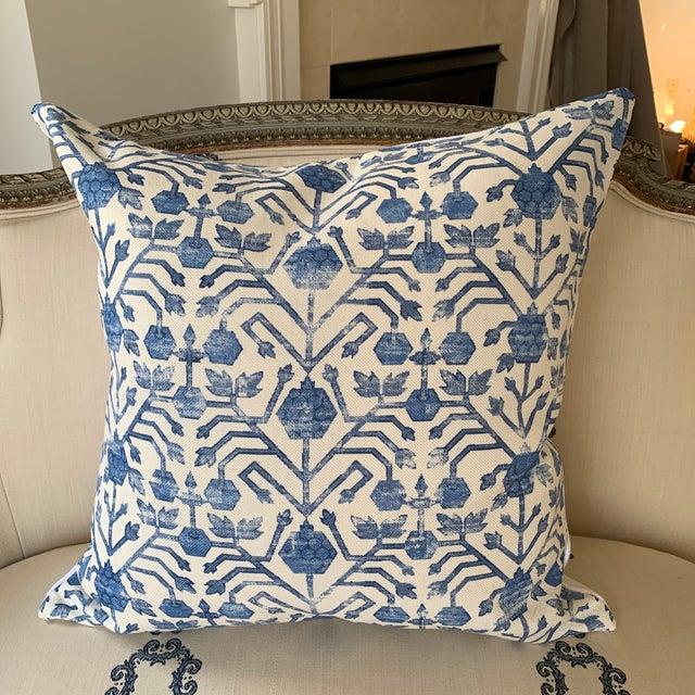 2010s Zak & Fox Kohtan Pillows - Pair For Sale - Image 5 of 7