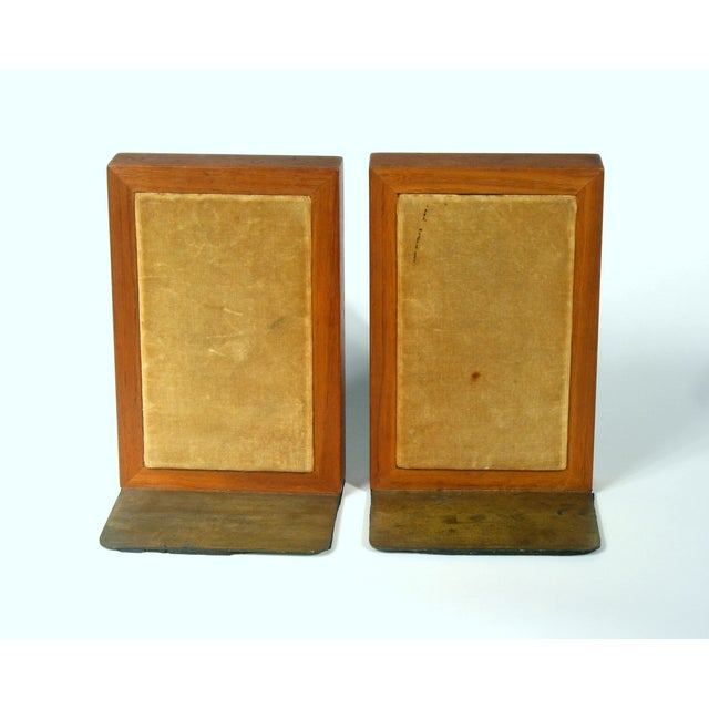 Marshall Studios Harlequin Bookends - Pair - Image 4 of 5