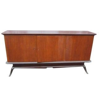 South American Au Meuble Rustique Vintage Sideboard For Sale