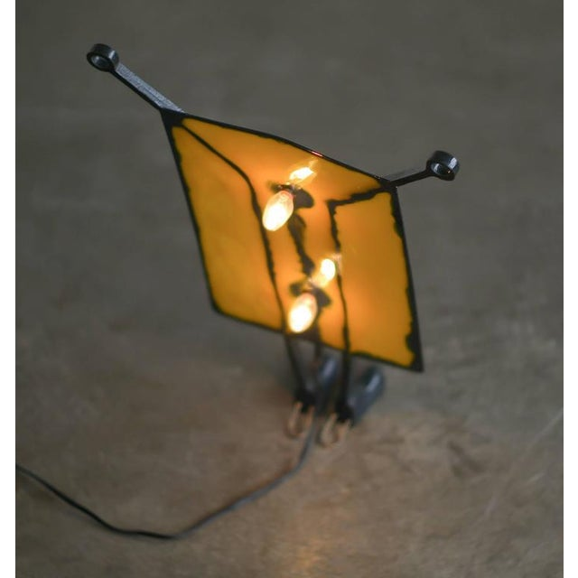 Gaetano Pesce Salvatore Table Lamp Designed in 1995 by Gaetano Pesce For Sale - Image 4 of 5