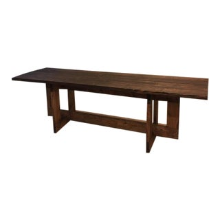 Rustic Farmhouse Harvest Table For Sale