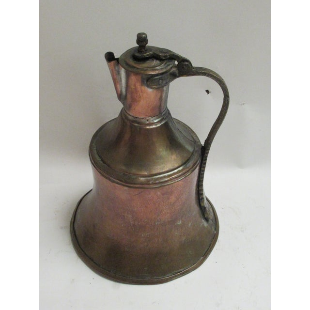 Country Farmhouse Water Pitcher For Sale - Image 3 of 10