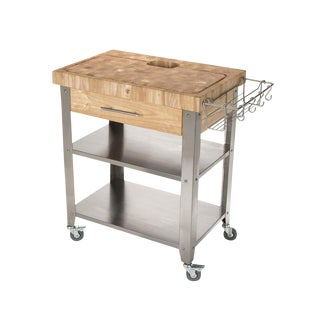 Stainless Steel Kitchen Work Station