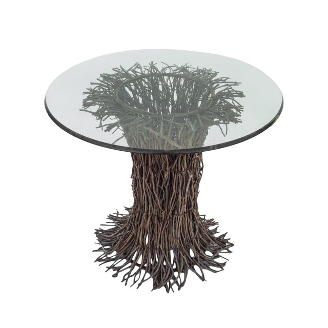 Asian Willow Twig Table Base For Sale - Image 3 of 9