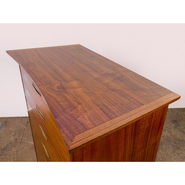 1950s George Nakashima Origins Tall Dresser for Widdcomb For Sale - Image 5 of 11