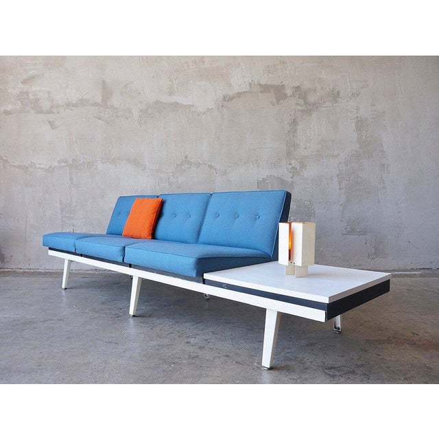Mid-Century Modern George Nelson Modular Sofa For Sale - Image 3 of 9
