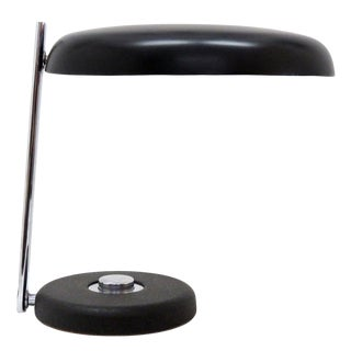 1962 Desk Lamp 'Oslo' by Heinz Pfänder for Hillebrand For Sale