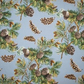 Scalamandre Evergreen Fabric Sample For Sale