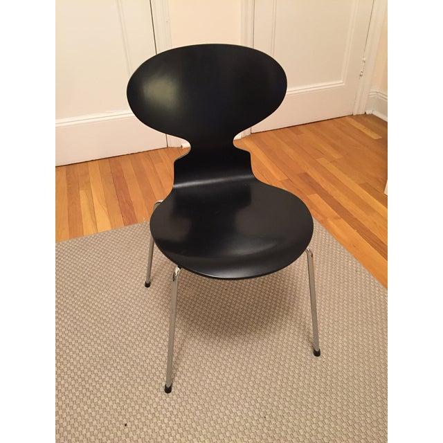 Arne Jacobsen for Fritz Hansen Ant Stacking Chair - Image 2 of 4