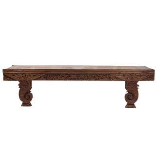 Early 20th Century Chinese Altar Table