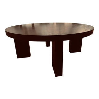 Contemporary Armani Casa Dining Table For Sale