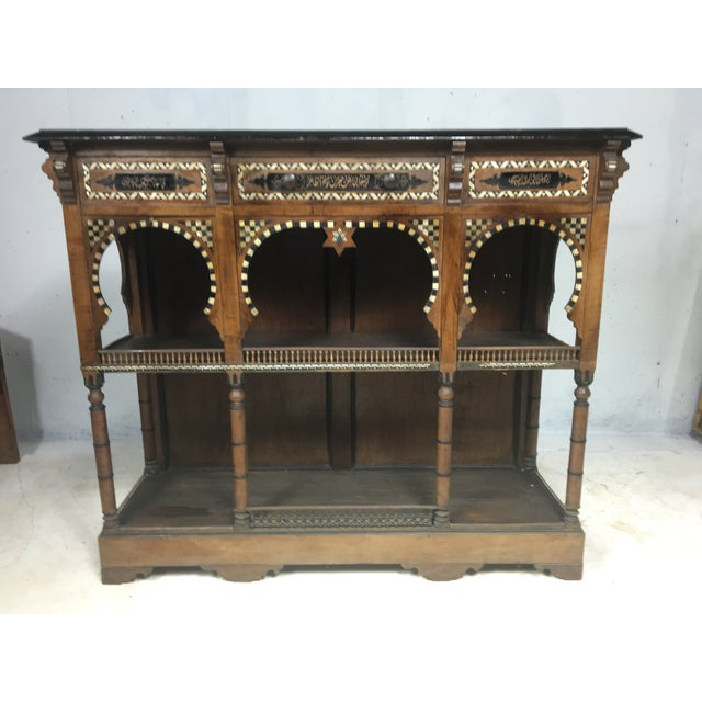 19th Century Morrocan Etagere - Image 8 of 8