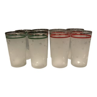 Vintage Cocktail Glasses 12oz - Set of 8 For Sale