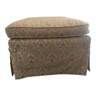 Baker Furniture Bill Sofield Ottoman