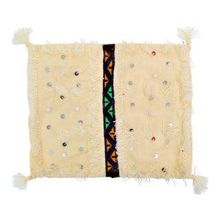 Moroccan Handmade Wedding Pillowcase For Sale